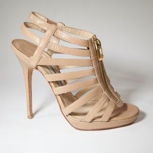 Nude Glenys Sandals